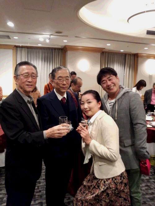 与太呂36周年パーティー
